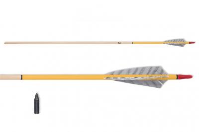 PORT ORFORD ROSE CITY WOOD CEDAR STRIJELE 45/50 Bear x-400 YELLOWCROWN -1