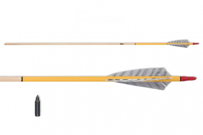 PORT ORFORD ROSE CITY WOOD CEDAR STRIJELE 55/60 Bear x-400 YELLOWCROWN -1