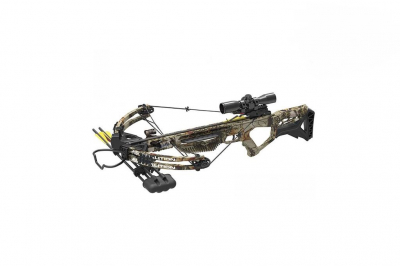 PSE COALITION 185 LBS CAMO COMPOUND SAMOSTREL 380 fps-1