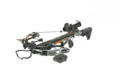 PSE FANG HD 205 LBS CAMO COMPOUND SAMOSTREL 405 fps-1