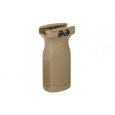Rail Vertical Grip Dark Earth-1