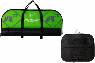 Avalon TYRO A³  torba za zakrivljeni luk GREEN-1