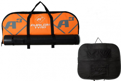 Avalon TYRO A³  torba za zakrivljeni luk ORANGE -1