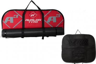 Avalon TYRO A³ torba za zakrivljeni luk RED -1