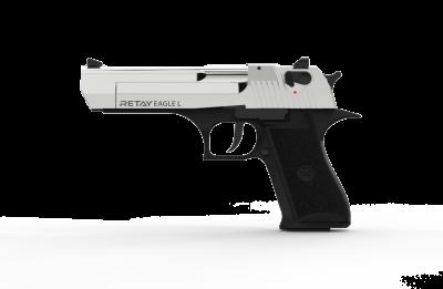 Retay Eagle L plinski pištolj Chrome-1
