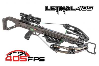 Samostrel compound Killer Instinct LETHAL 405fps PRO PACKAGE-1