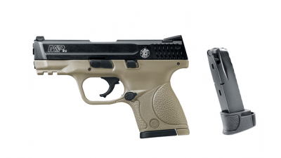 Smith & Wesson M&P9C FDE plinski pištolj-1