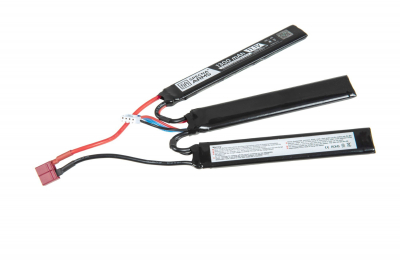 Specna Arms LiPo 11,1V 1300mAh 15/30C Butterfly Configuration - T-Connect (Deans) baterija-1