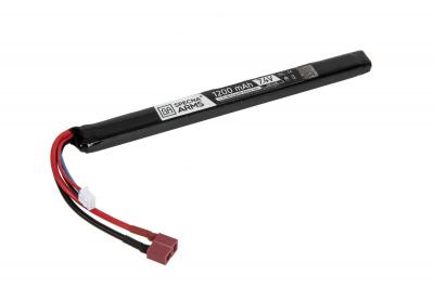 Specna Arms LiPo 7.4V 1200mAh 20C/40C T-Connect (Deans) baterija-1