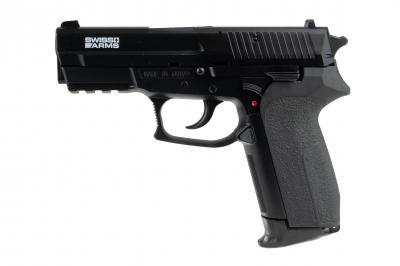 SWISS ARMS MLE HPA spring airsoft pištolj-1