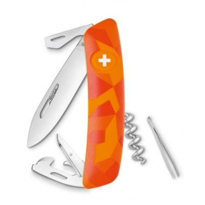 SWIZA C03 Švicarski Preklopni Nož-1