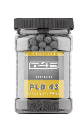 T4E Practice PLB .43 kuglice (500 kom)-1