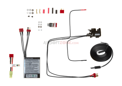 Titan V2 Complete Set Rear Wired-1