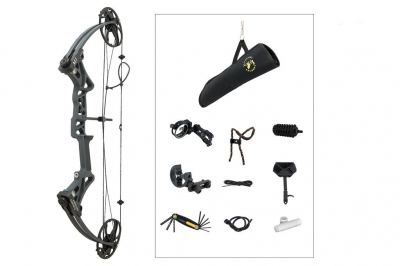 Topoint složeni COMPOUND luk PACKAGE M1 TACTICAL-1