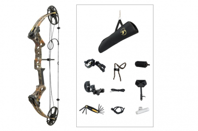 Topoint složeni COMPOUND luk PACKAGE M1 CAMO-1