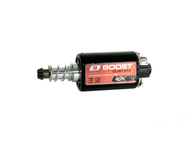 Ultimate BOOST motor 40K - duga osovina-1