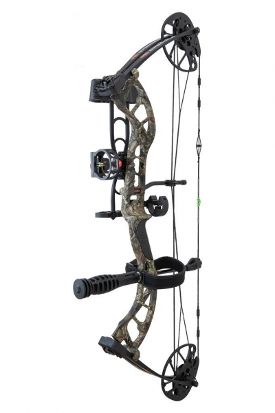 PSE UPRISING 2019 UP CAM ROT 70 LBS COUNTRY CAMO COMPOUND SLOŽENI LUK (LH)-1