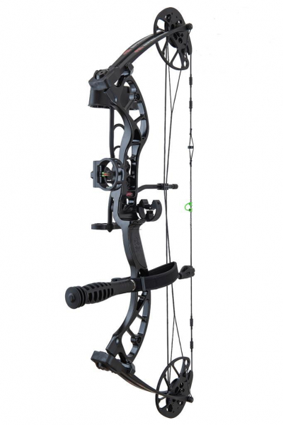 PSE UPRISING 2019 UP CAM ROT 70 LBS BLACK COMPOUND SLOŽENI LUK (RH)-1