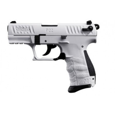Walther P22Q White edition-1