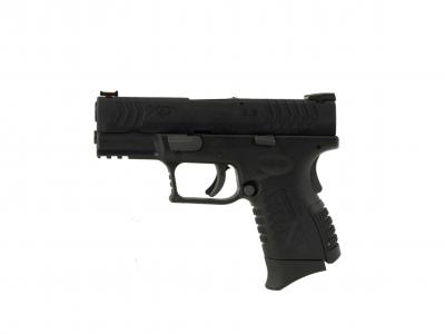 XDM 3,8 '' Black GBB airsoft pištolj-1