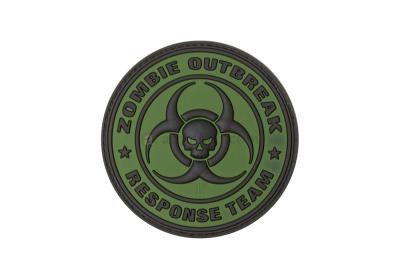 JTG patch Zombie Outbreak forest gumena oznaka -1